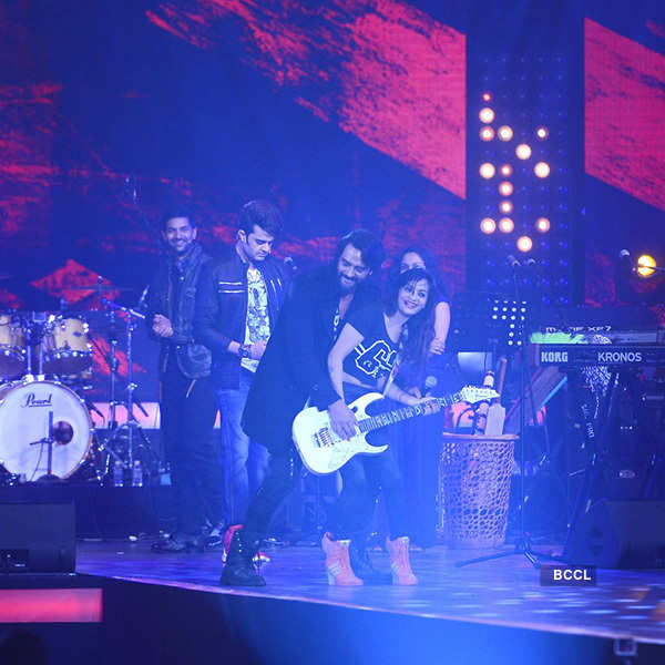 Rock On 2: Music launch