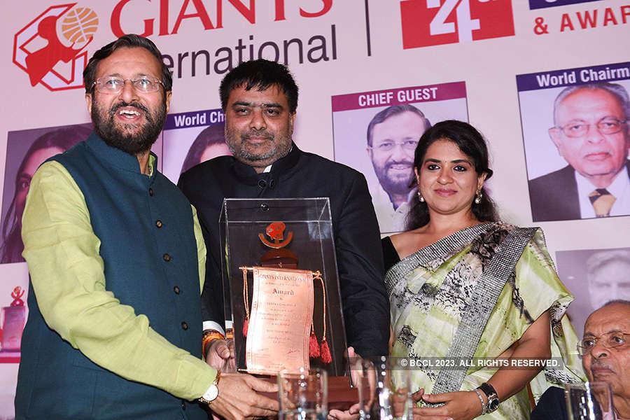 Giants International Awards 2016
