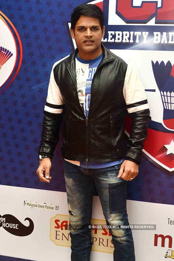 Celebrity Badminton League: Launch Party