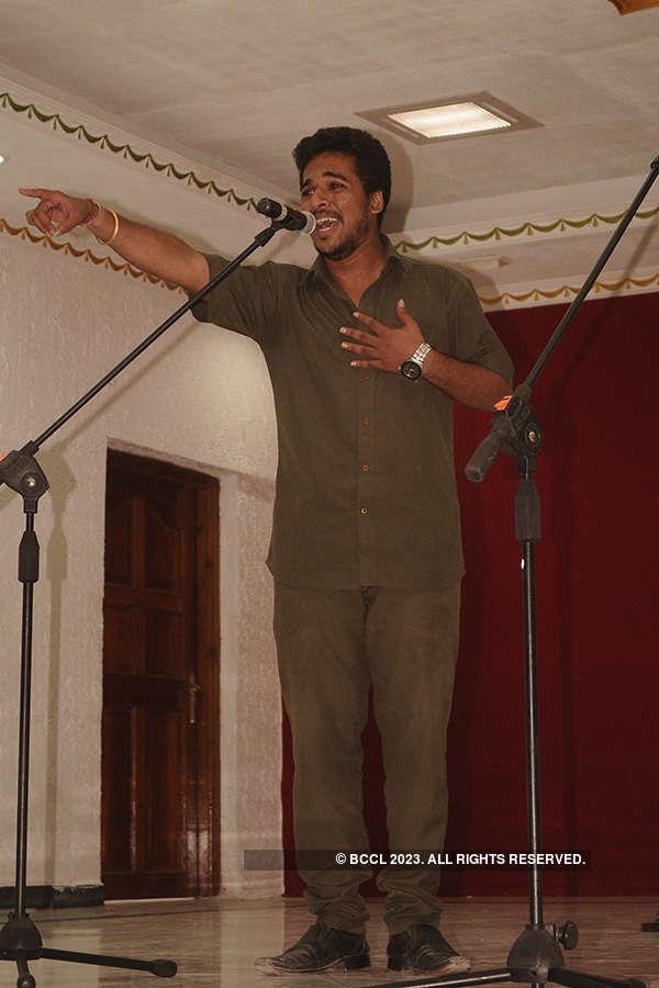 Fresh Face auditions @ Sathyabama University