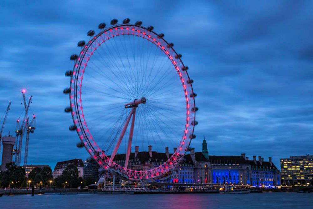 The Coca Cola London Eye