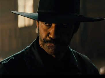 The Magnificent Seven character vignette: The bounty hunter (Denzel Washington)