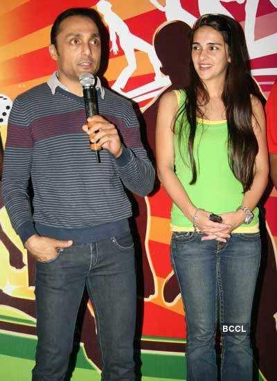 Mumbai Marathon Expo '10