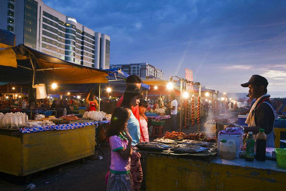 Indulge in diverse Malaysian Cuisine