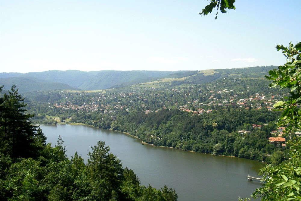 Lake Pancharevo
