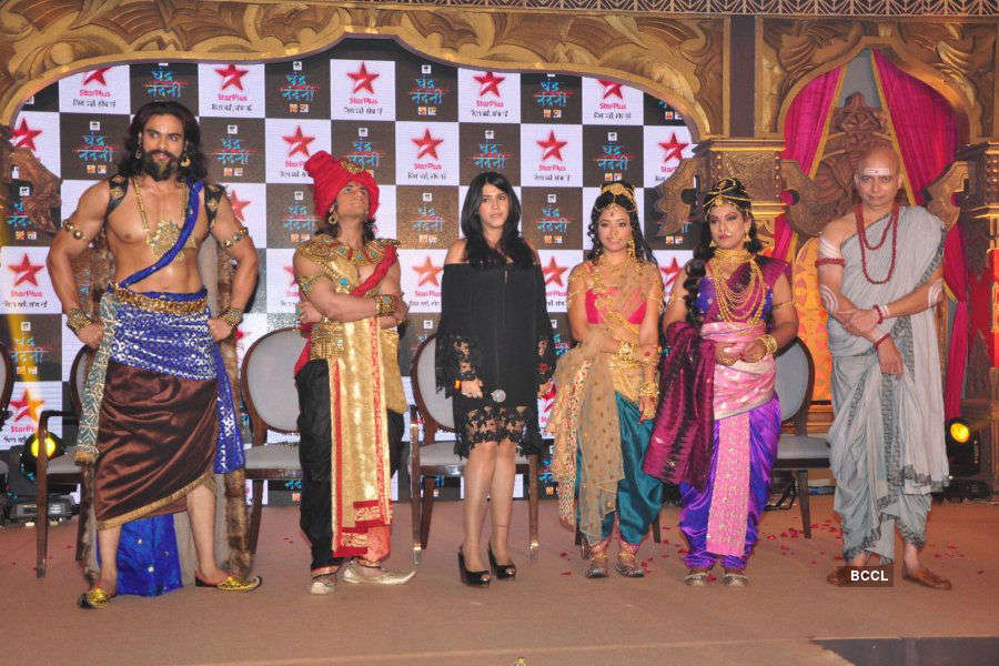 Chandra Nandini: Press conference
