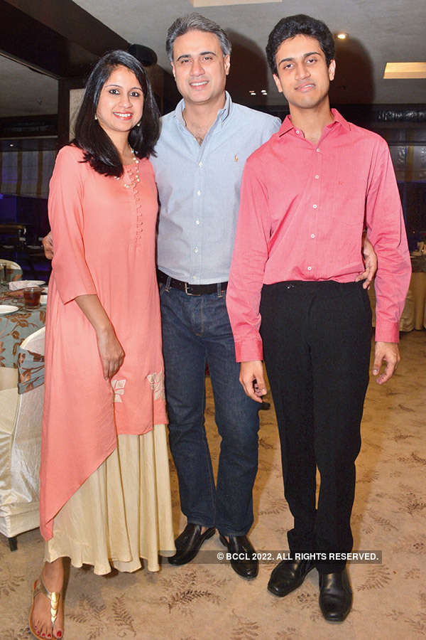 Arjun's 21st b'day party