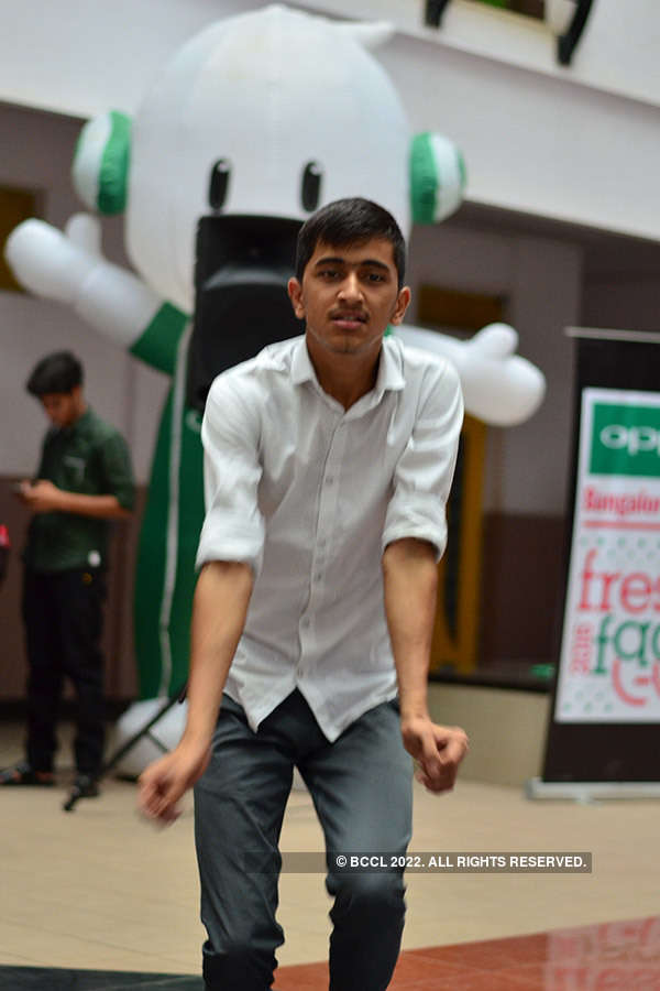 Fresh Face auditions @ Sindhi College