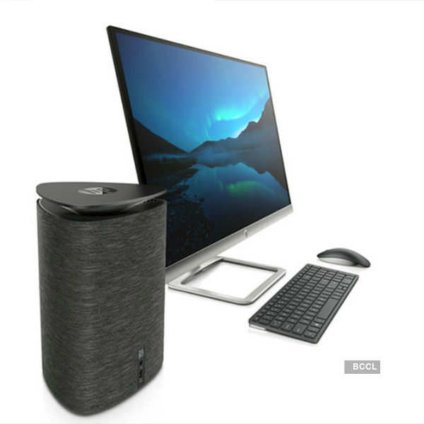 HP Pavilion Wave, Elite Slice PCs launched