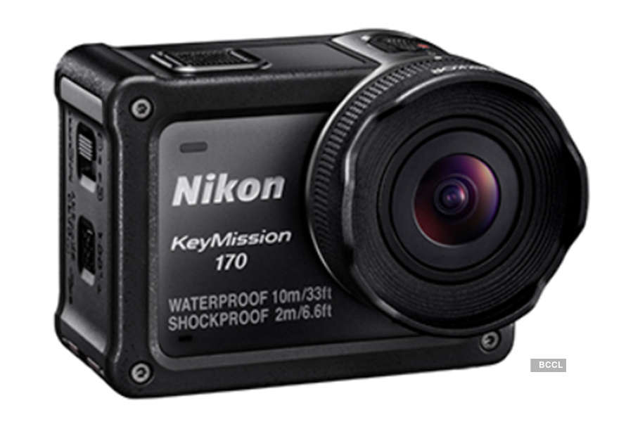 Nikon brings KeyMission cameras in India