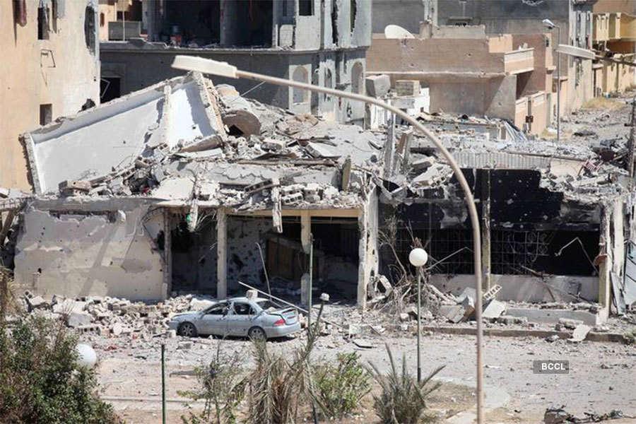 Battling Islamic State in Libya