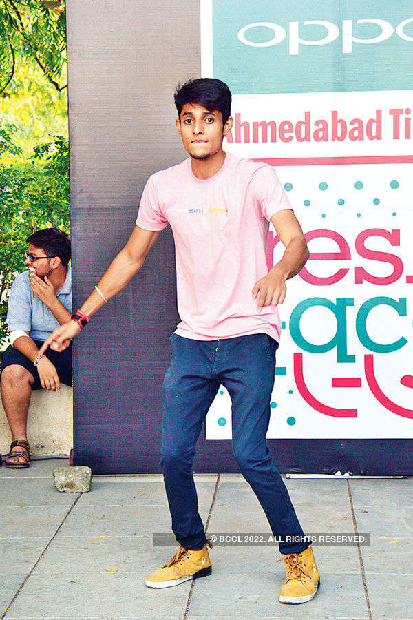 Fresh Face auditions @ PDPU