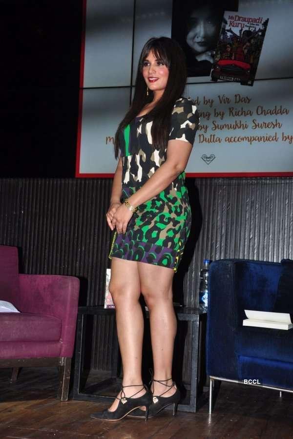 Ms Draupadi Kuru: Book launch
