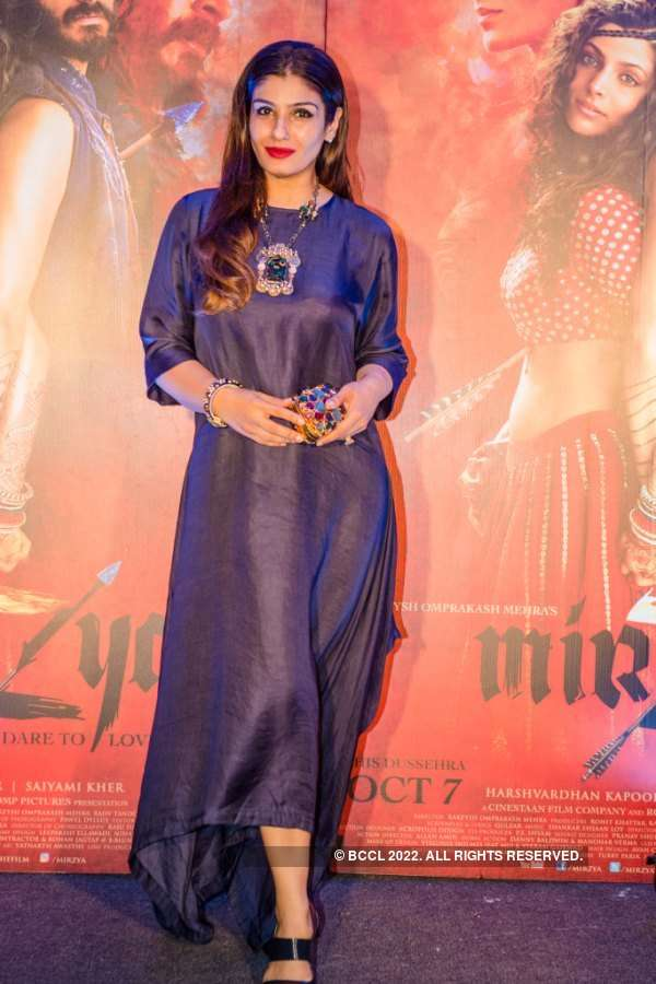 Get together party for Mirzya