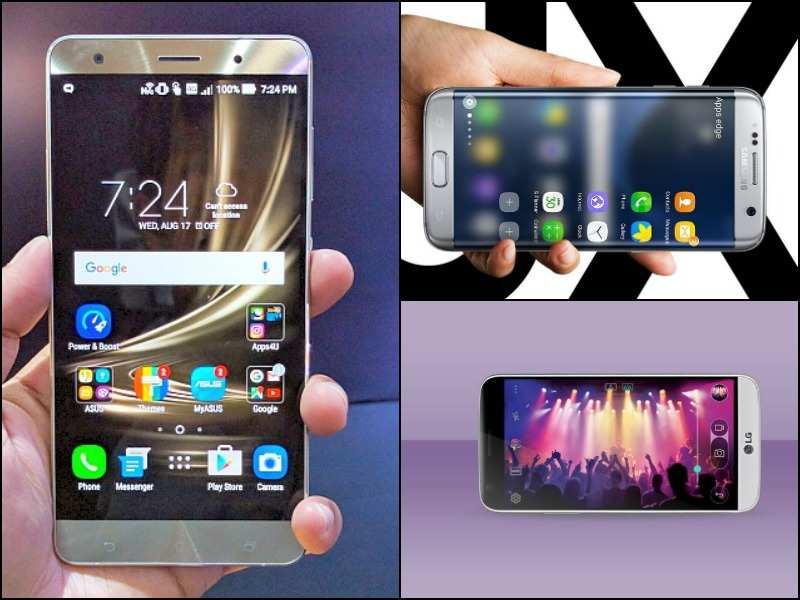9 smartphones with 'good' screens