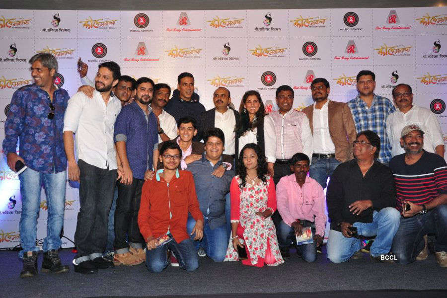 Kaul Manacha: Music launch