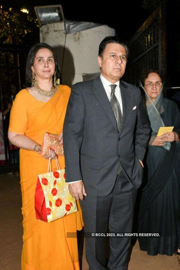 Rima Jain's 60th birthday celebration