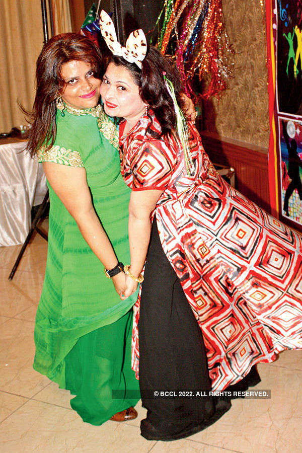 Neetu's b'day party