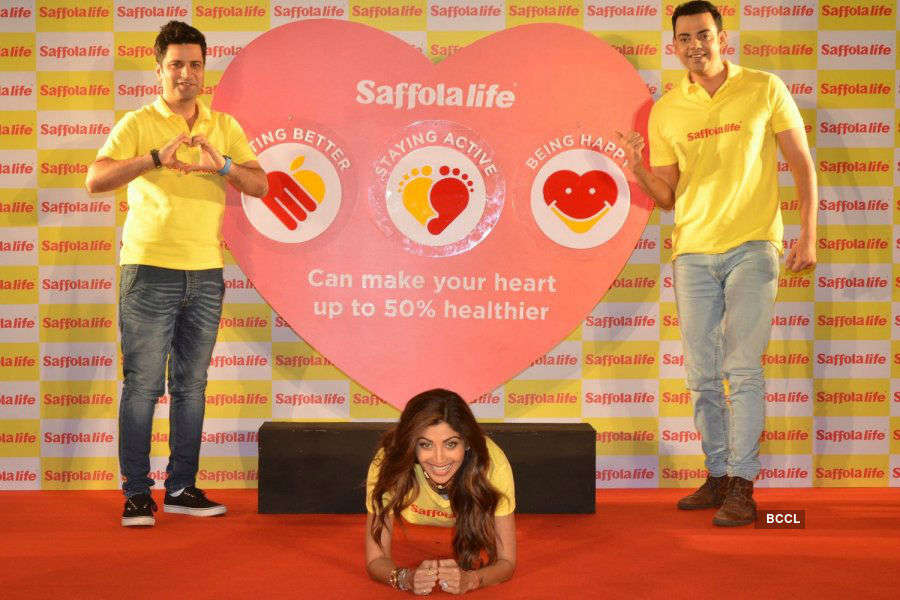 World Heart Day by Saffola Life