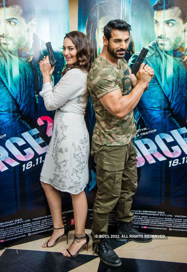 Force 2: Launch