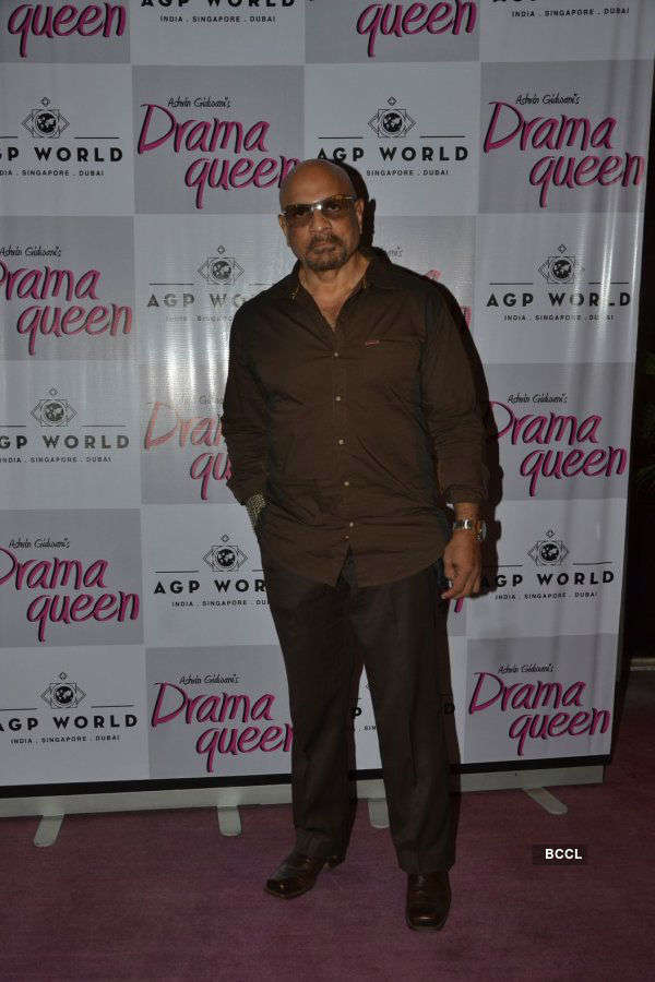 Premiere of Drama Queen : Stage play