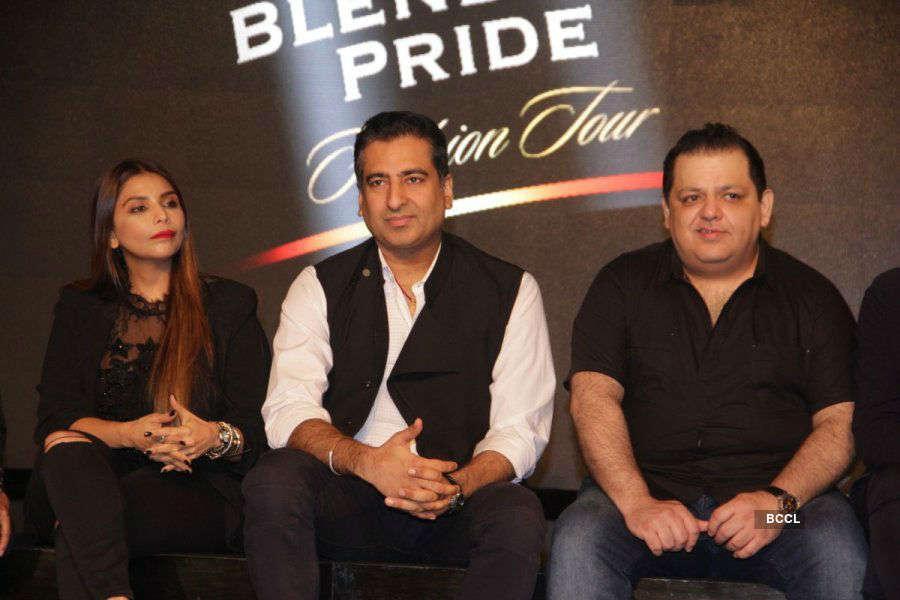 Blender's Pride Fashion Tour preview