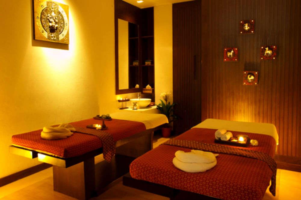Get a Thai massage