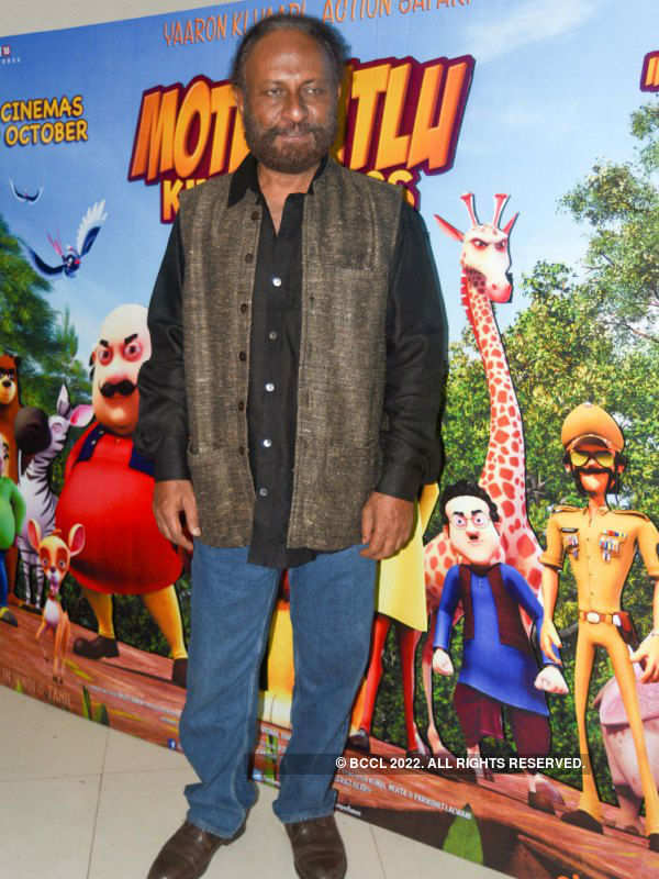 Motu Patlu: Music Launch