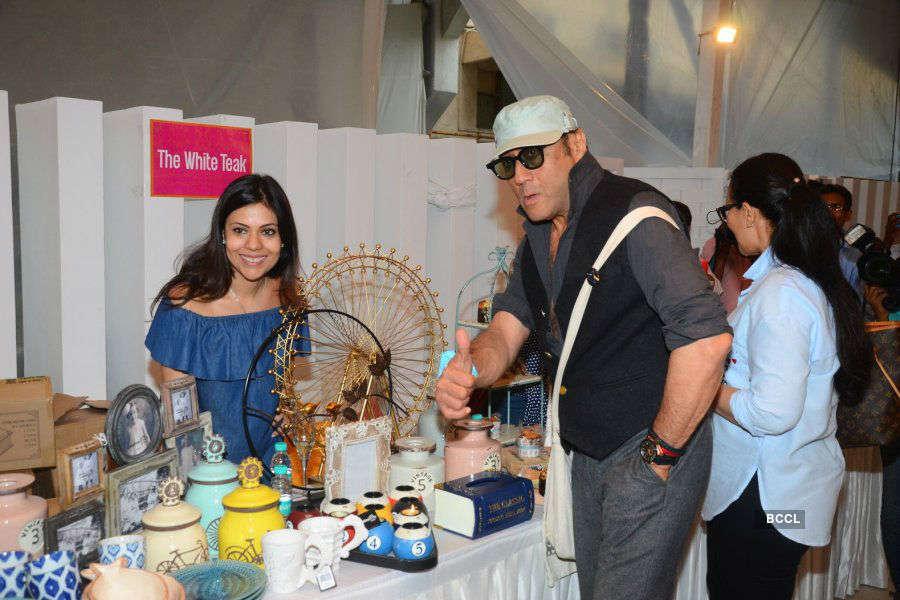 Celebs at Araaish Exhibition