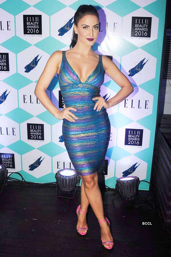 Elle Beauty Awards 2016