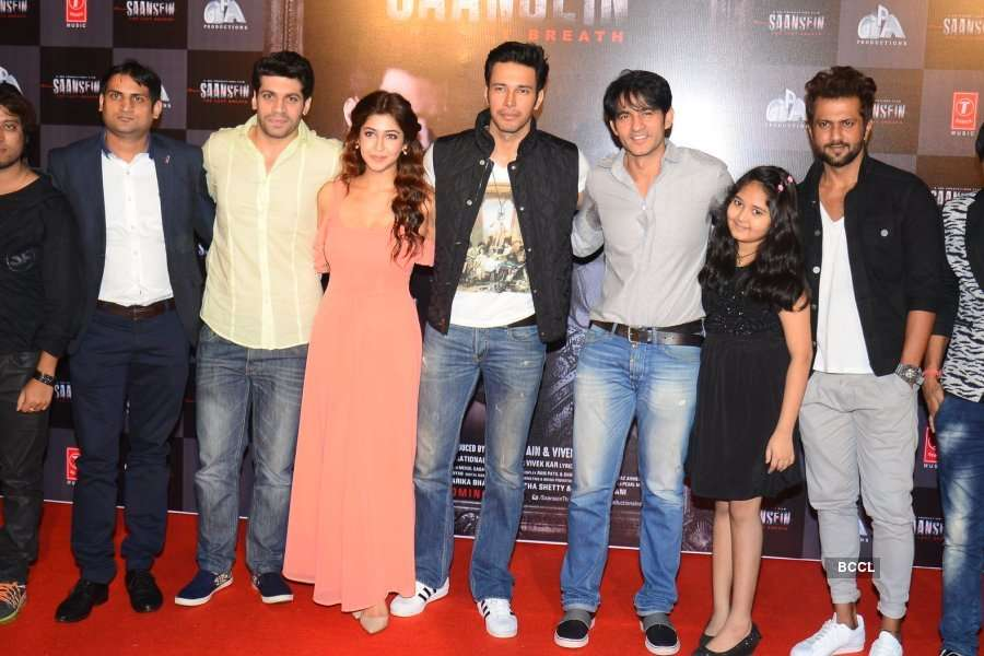 Saansein: Trailer launch