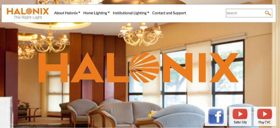 Halonix Technologies Pvt Ltd Halonix aims at two-fold increase in turnover sets Rs 750 crore target | Gadgets Now  sc 1 st  Gadgets Now & Halonix Technologies Pvt Ltd: Halonix aims at two-fold increase in ... azcodes.com
