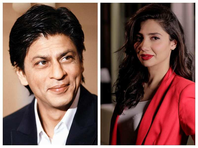 Here's how Mahira Khan will shoot with SRK for 'Raees'