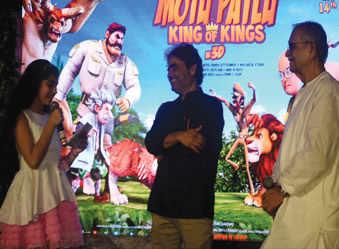 Motu Patlu: 'Motu Patlu' is an ode to PM's vision | Hindi