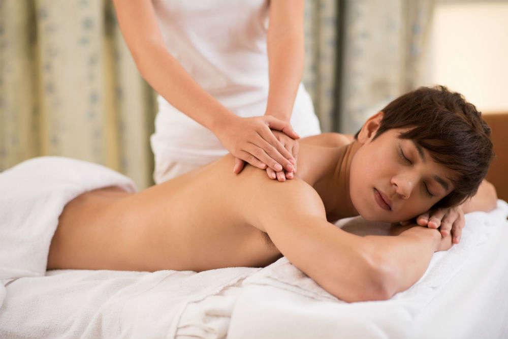 Get famous Lao massage