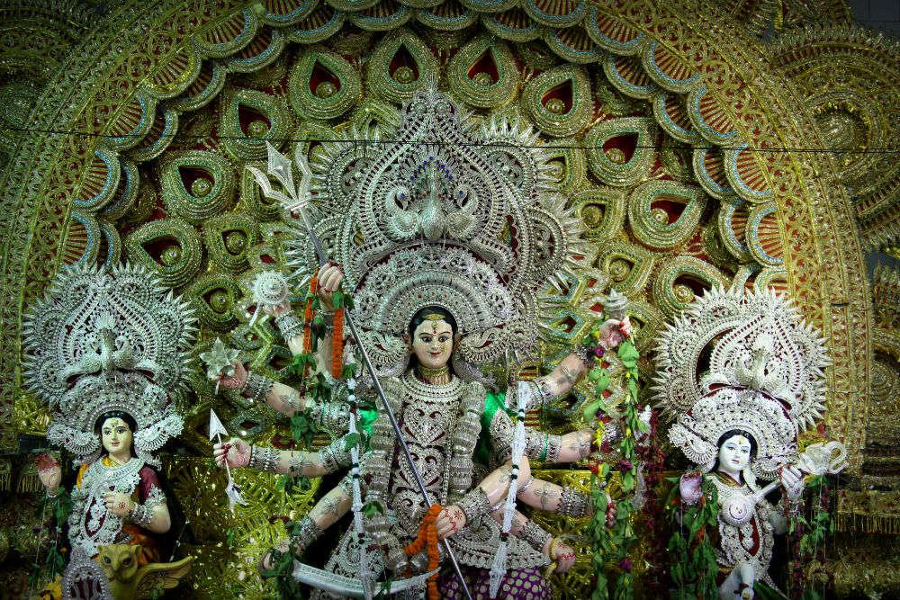 Jobra Puja Pandal