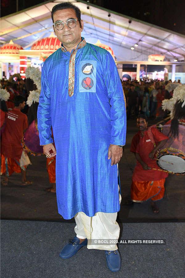 TOI Lokhandwala Durgotsav