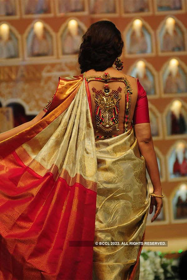 Bridal fashion show