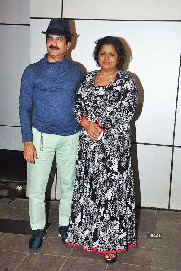 Director Omung Kumar's b'day party