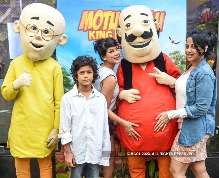 Motu Patlu: Screening
