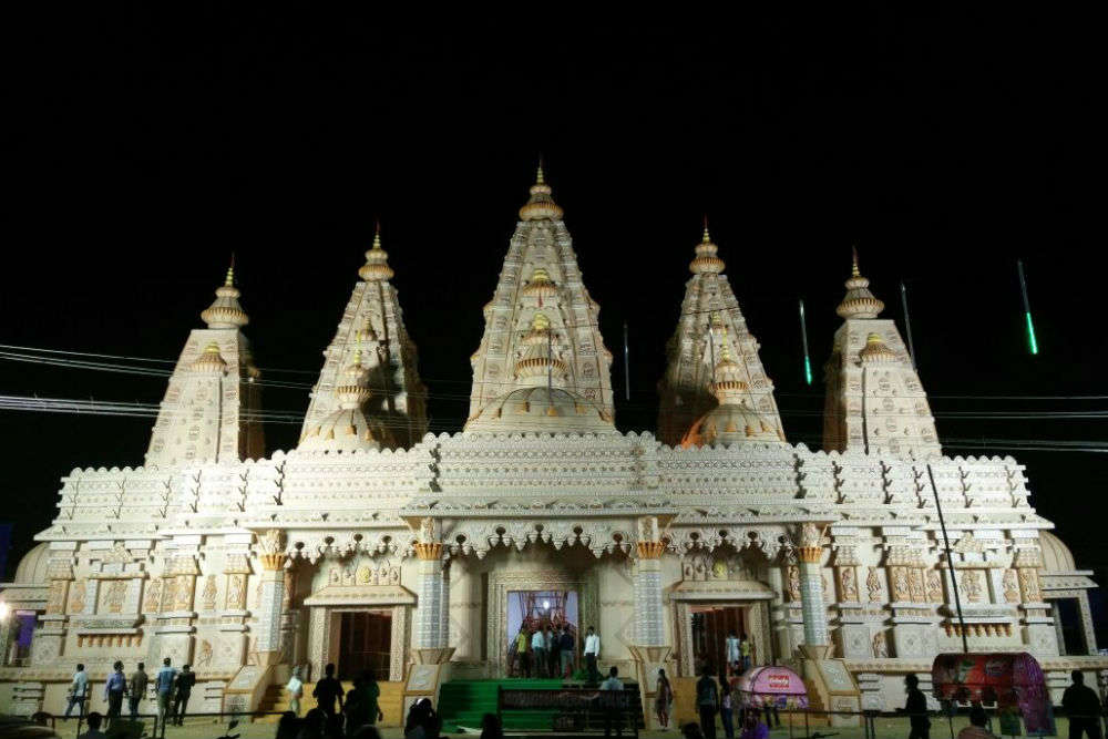 Saheed Nagar Puja Pandal