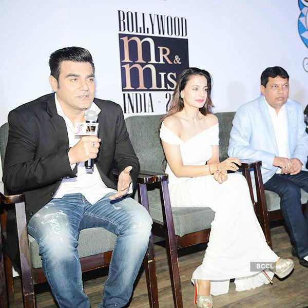 Mr & Miss India 2016: Press Meet