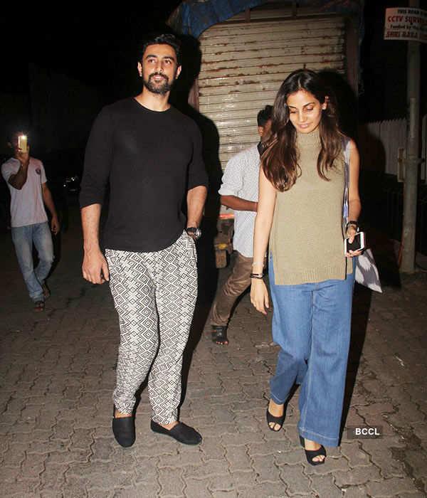 Celebs @ Aamir Khan's party