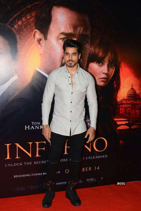 Inferno: Premiere