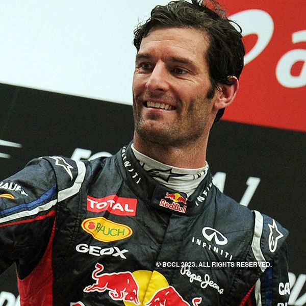 Former F1 driver Mark Webber announces retirement