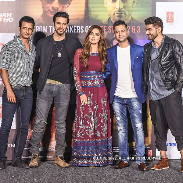 Wajah Tum Ho: Trailer launch