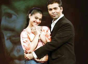 Kajol and Karan Johar's friendship ends!