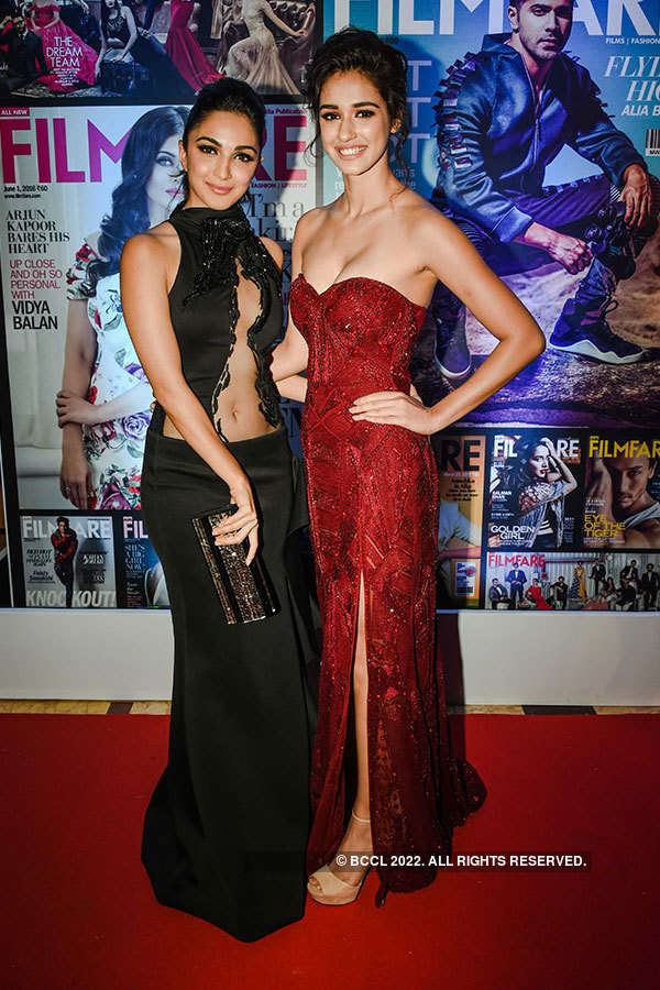 Filmfare Glamour And Style Awards: Best Shots