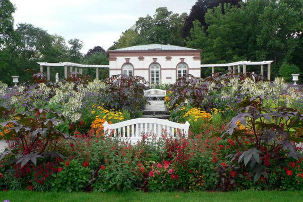 Palmengarten - the Botanical Gardens