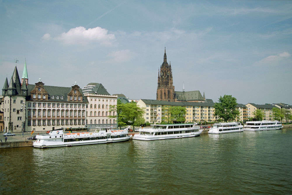 Frankfurt Boat Tours